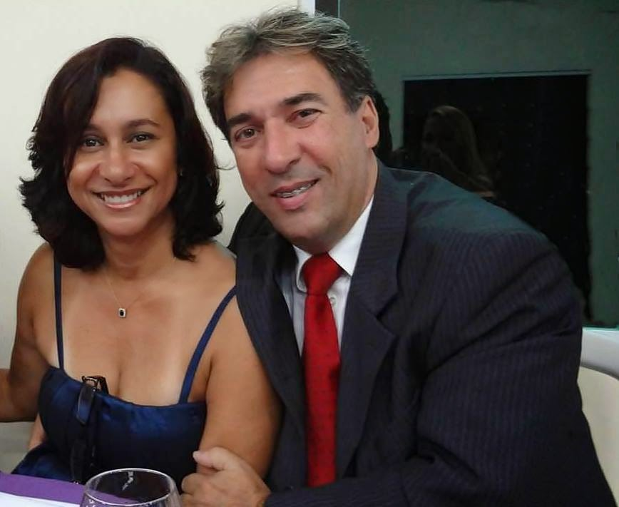 Pr. Claudio e esposa Rosana