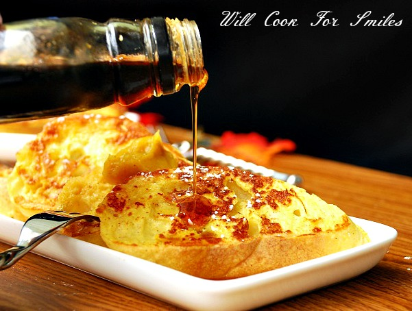 Pumpkin French Toast - Will Cook For Smiles