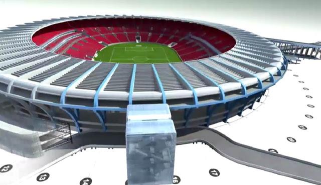 Estádio do Maracanã não será entregue a nenhum clube