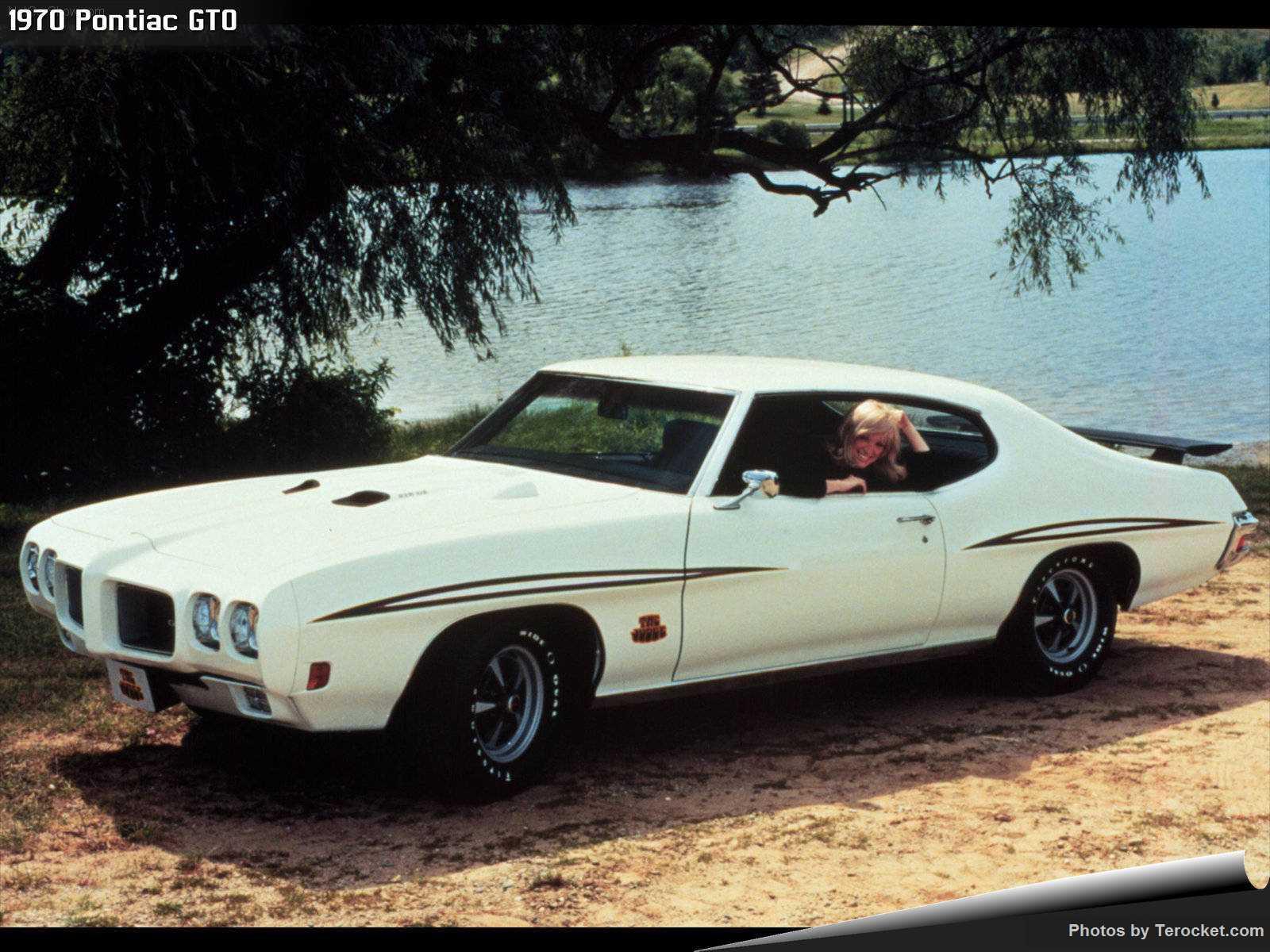 Hình ảnh xe ô tô Pontiac GTO 1970 & nội ngoại thất