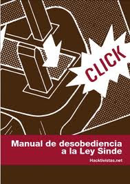 Manual de desobediencia a la Ley Sinde