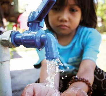 air bersih sehat