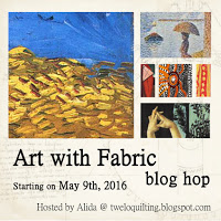 Art with Fabric May 2016