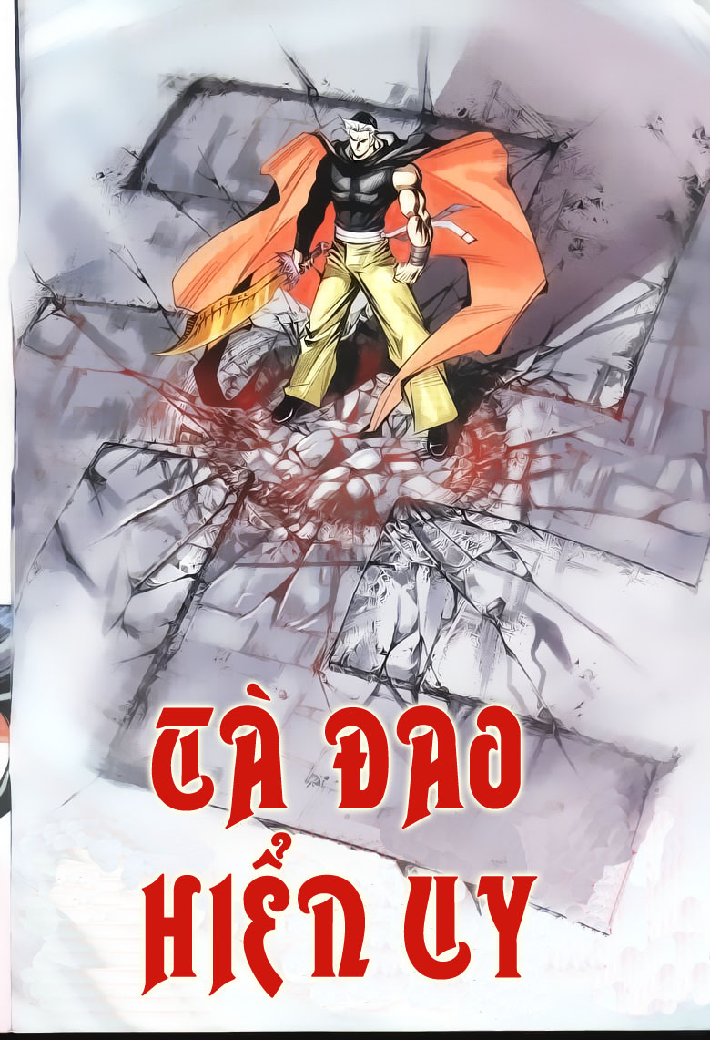 Kiếm Hồn - Sword Soul chap 61 - Trang 2