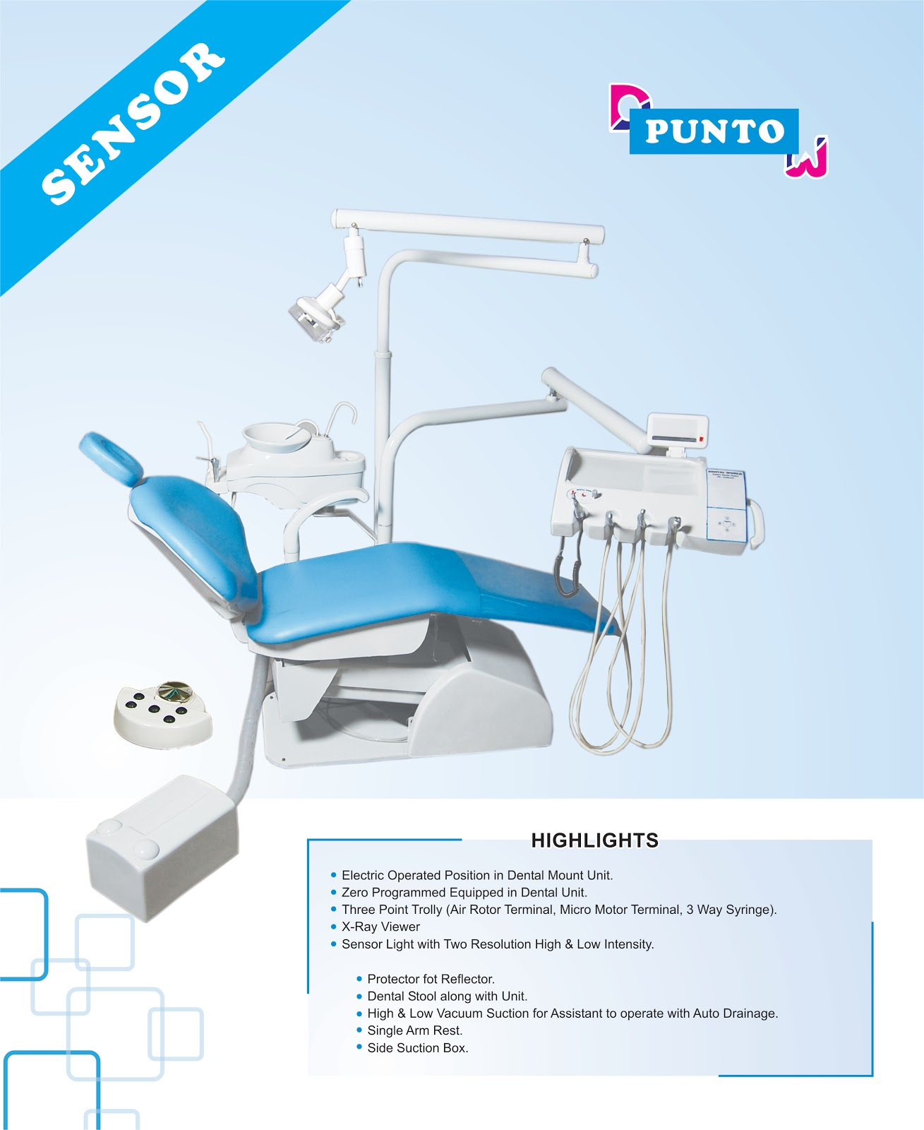 Dental Chair Manufacturing pany