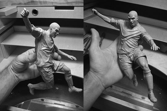 As esculturas humanamente realistas de Adam Beane - 05