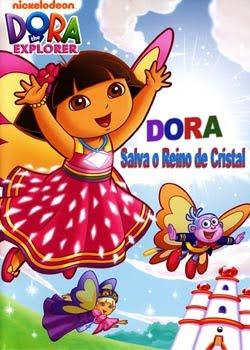 Dora Salva o Reino de Cristal Dublado