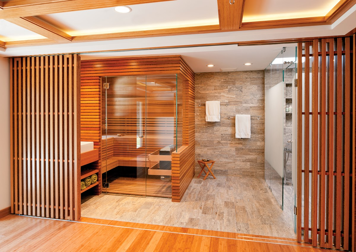 Best bathroom home designs for 2014 for Best bath ideas