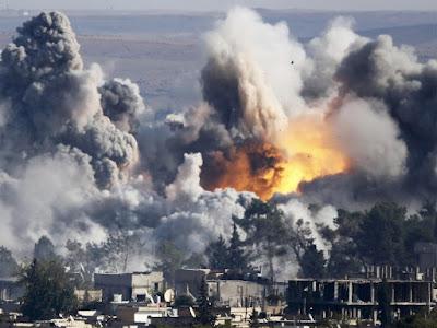 Syiah Assad Kecam Inggris BOM Tentaranya