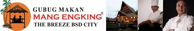 Gubug Makan Mang Engking BSD City