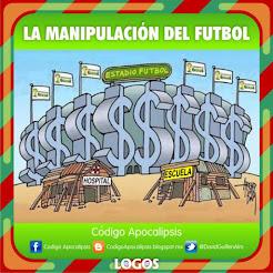 La manipulación del futbol