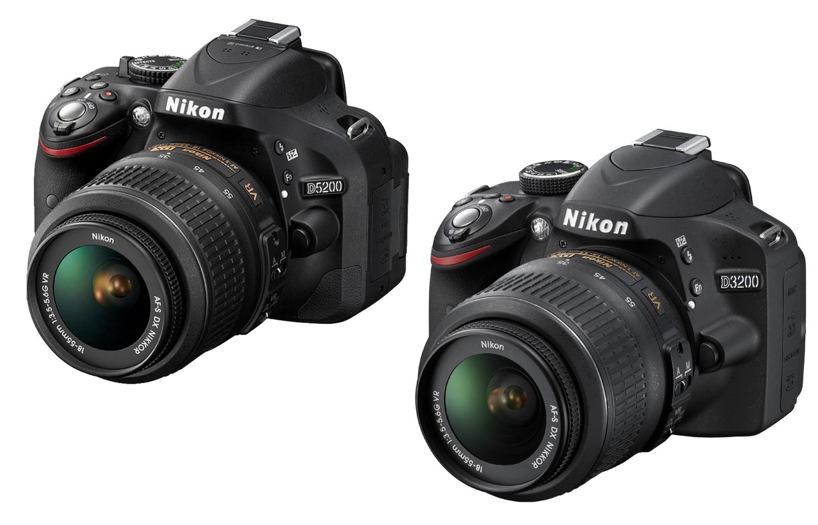 Kamera DSLR Nikon