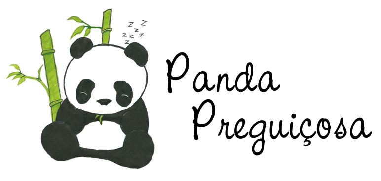 Panda Preguiçosa