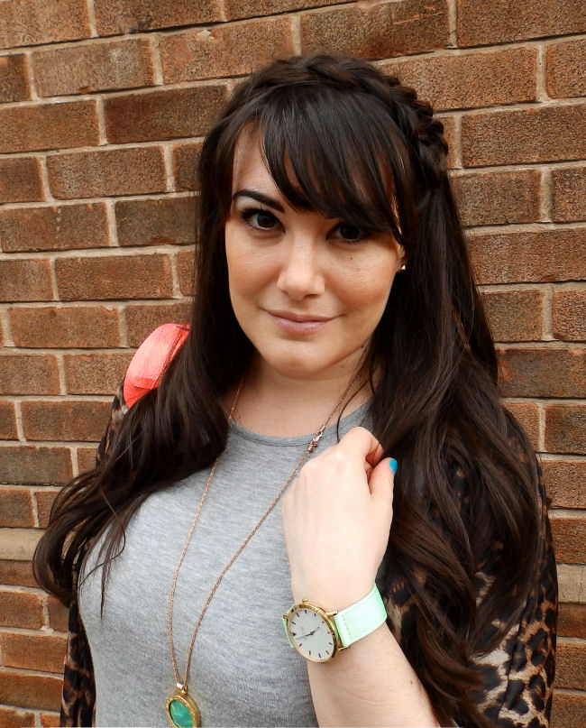 Liverpool fashion blogger braids hairstyle outfit post #verybeautytour