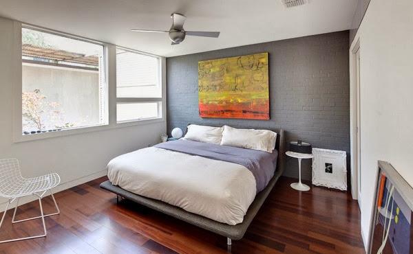 chambre design industriel. Black Bedroom Furniture Sets. Home Design Ideas