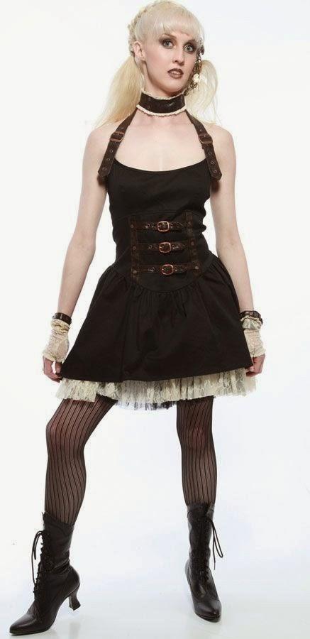 DevilInspired Steampunk Dresses: Steapunk Fashion