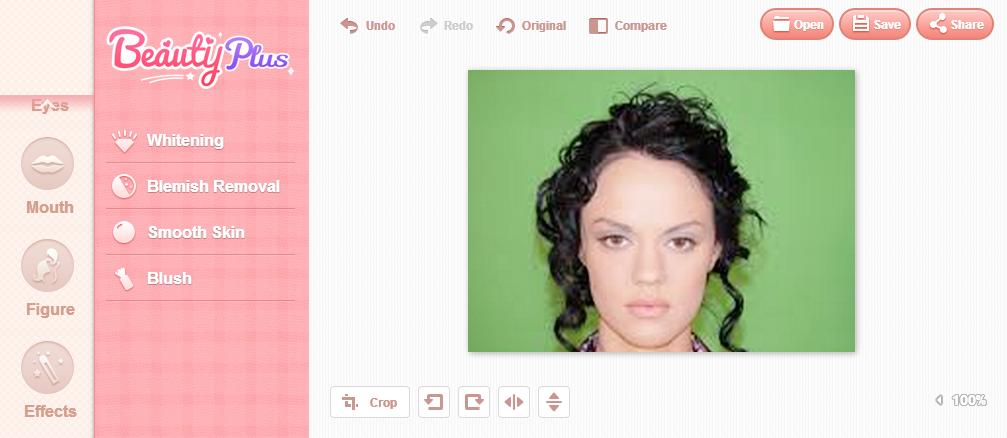 Faire une simulation de maquillage en ligne for Simulation jardin en ligne