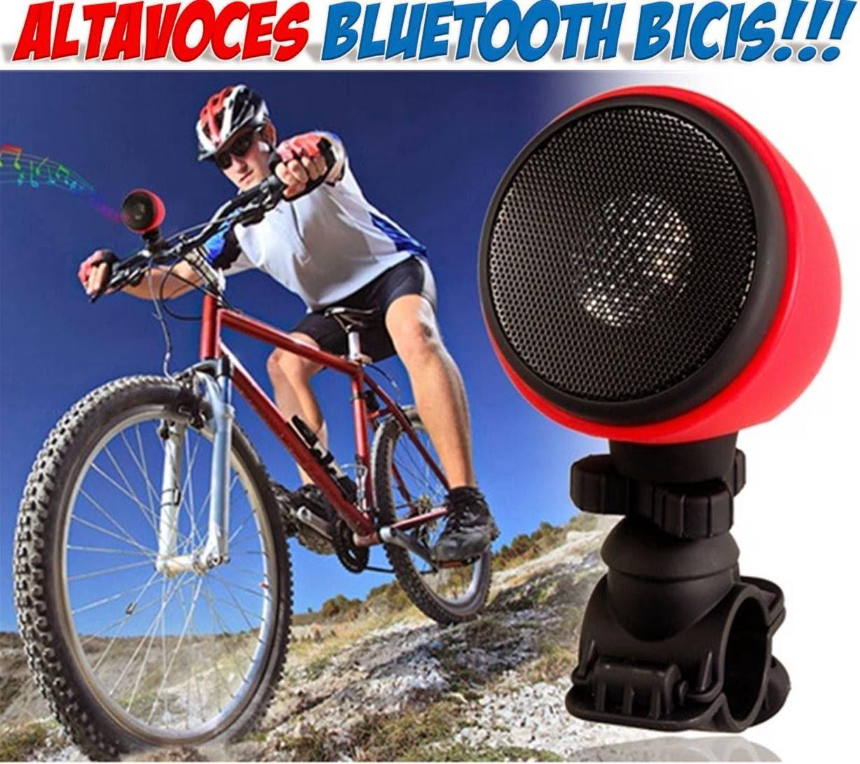 Altavoces Bluetooth manos libres MP3 bicicletas
