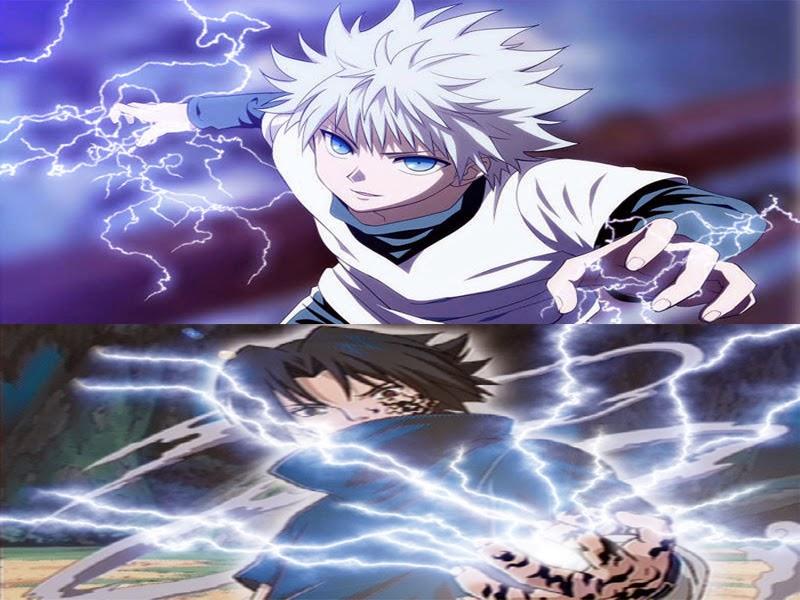 Kilua dan Sasuke