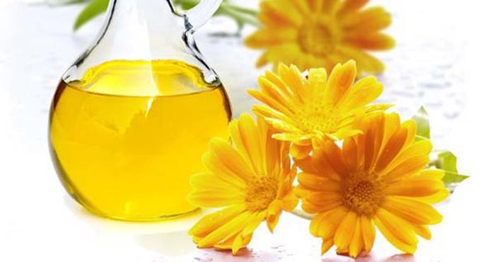 propiedades aceite caléndula