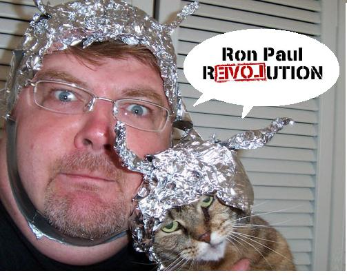 republican tin foil hat