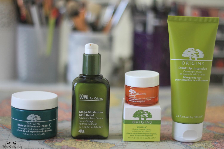 origins skin products