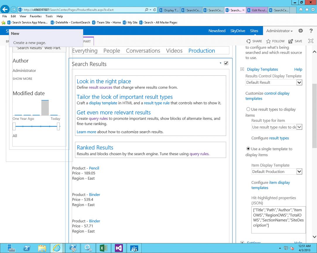 sharepoint templates 2013