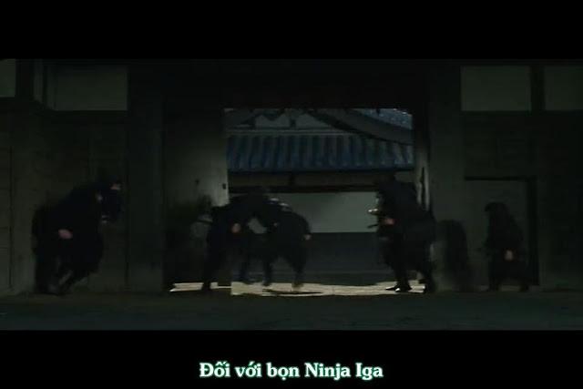 Một cảnh trong phim Fukurō no shiro