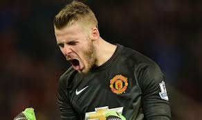 goalkeeper david Gea signed new contract