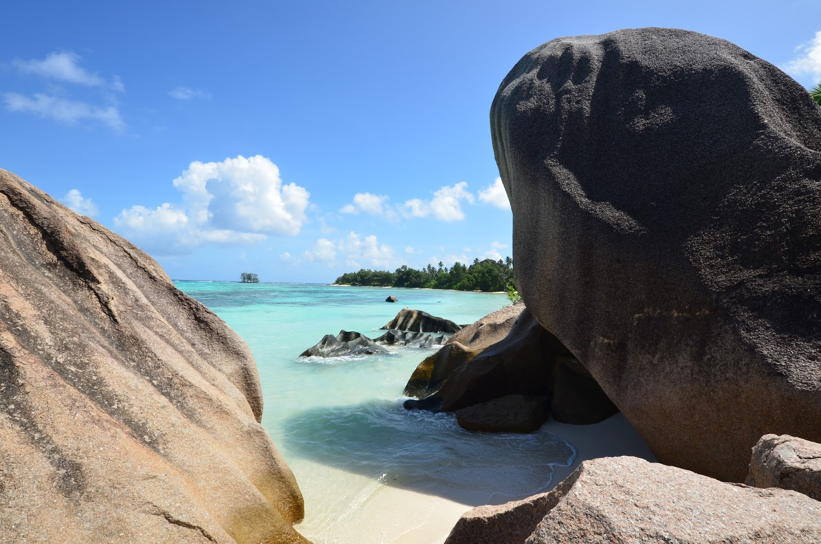 Anse Union - Ile de la Digue