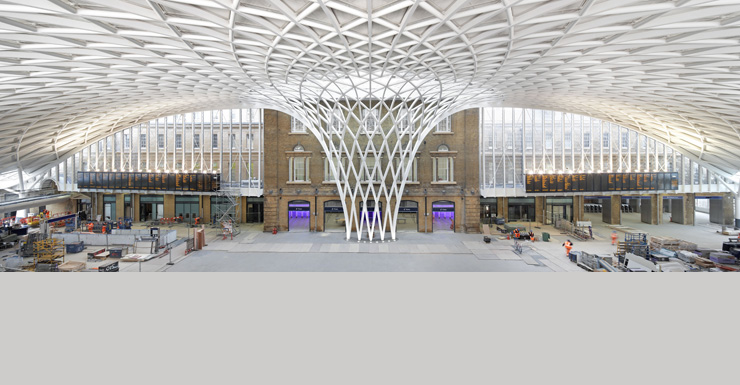 Marion moissinac architecture - Gare king cross londres ...