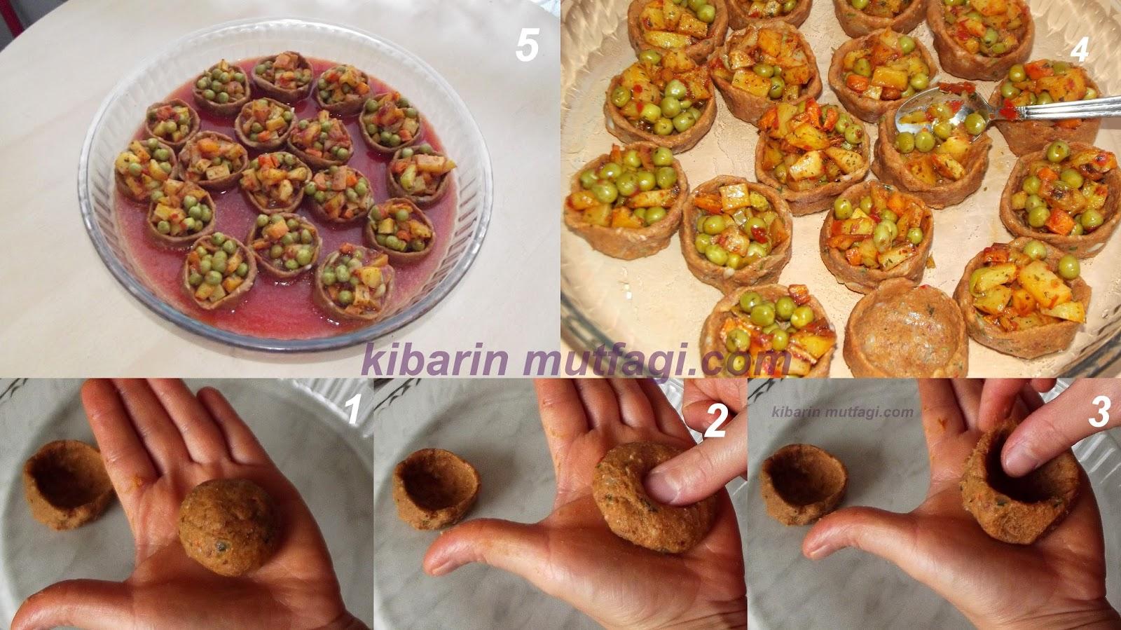 Köfteli Patlıcan Kebabı Tarifi Videosu
