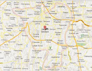 Area Jakarta Selatan