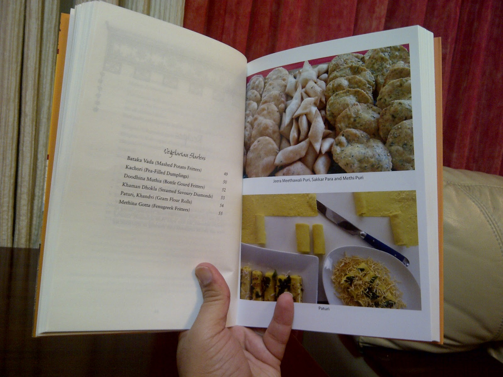 Amus recipes gujarati kitchen a book review apart from tarla dalals cookbook i havent come across any cookbook which gives you an assortment of recipes of delectable dishes that gujarati food forumfinder Image collections