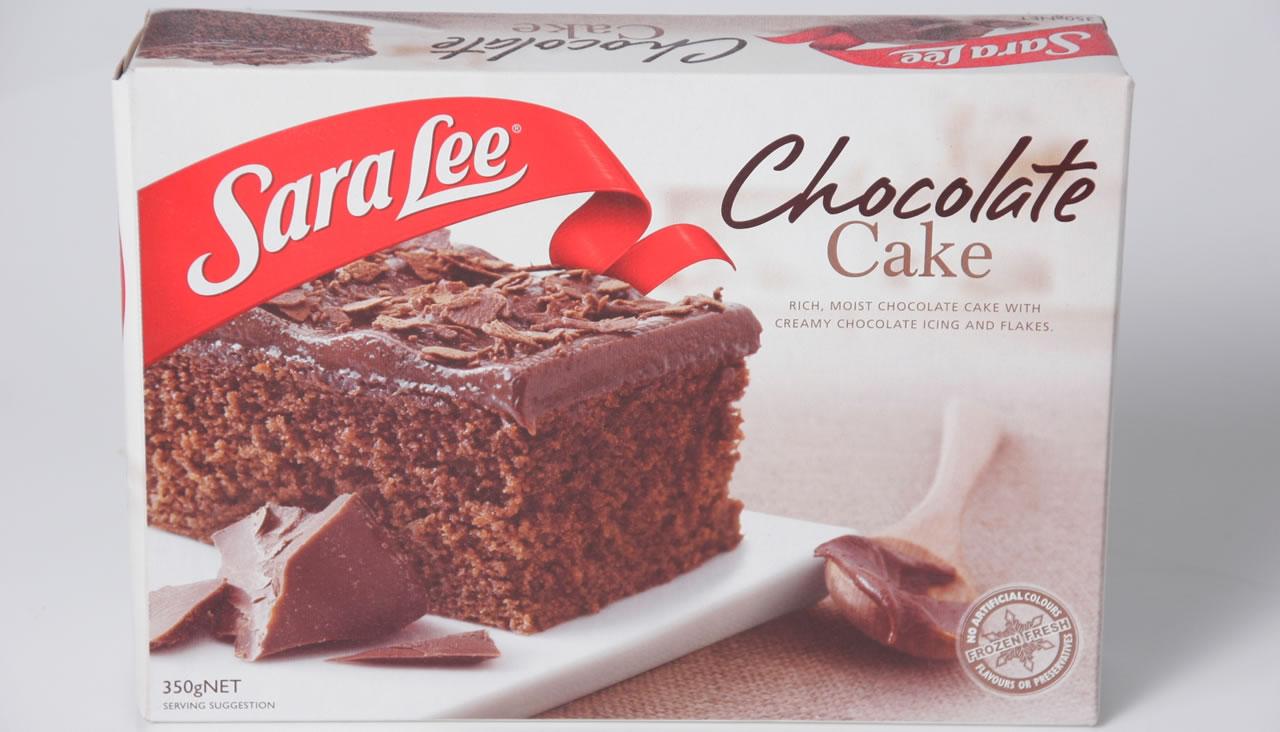 Sarah Lee Chocolate Cake
