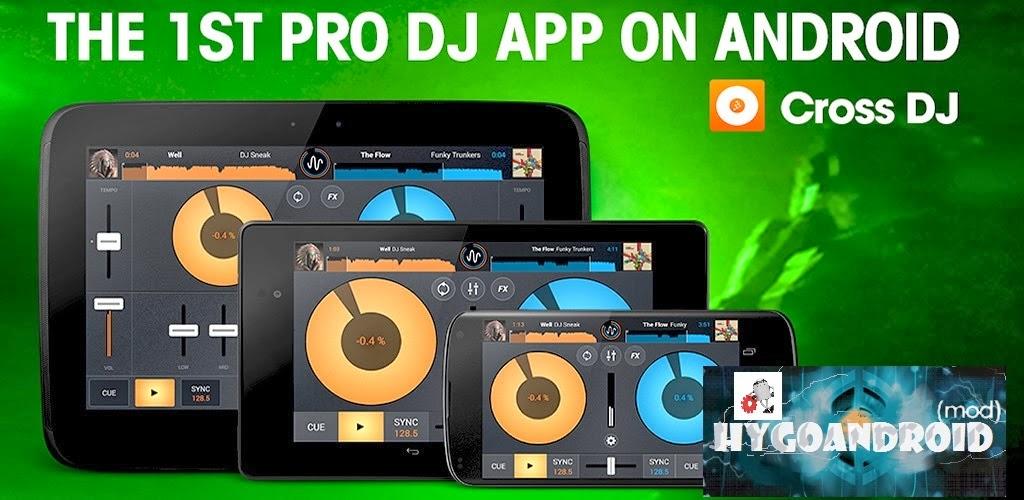 Cross DJ - Mix your music v1.2.2 APK