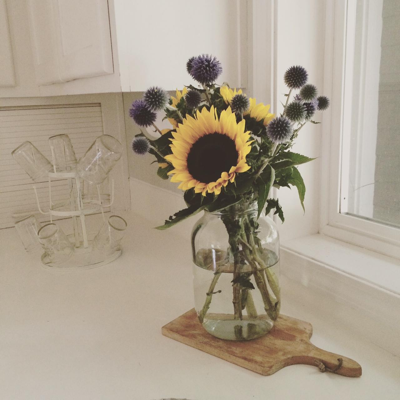 Little Farmstead Farmhouse Flowers A New Favorite Sign