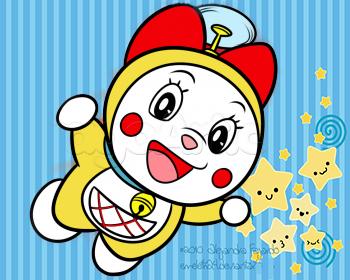 Vẽ Nhân Vật Dorami Siêu đáng Yêu Trong Doraemon Học Vẽ Truyện