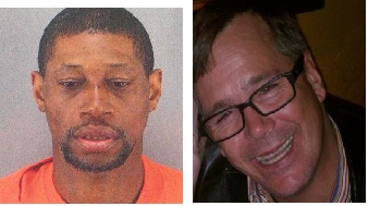 black male and career criminal roland pouncy 42 ambushed a white male ...