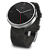 Motorola Moto 360 smartwatch running on Android Wear priced at Rs. 17,999