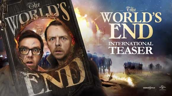 The World&#39;s End Teaser Trailer