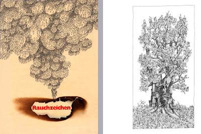 Rauch : Rauchzeichen (Nebelspalter, Rorschach 1969)
