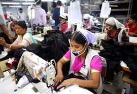 Garment exports