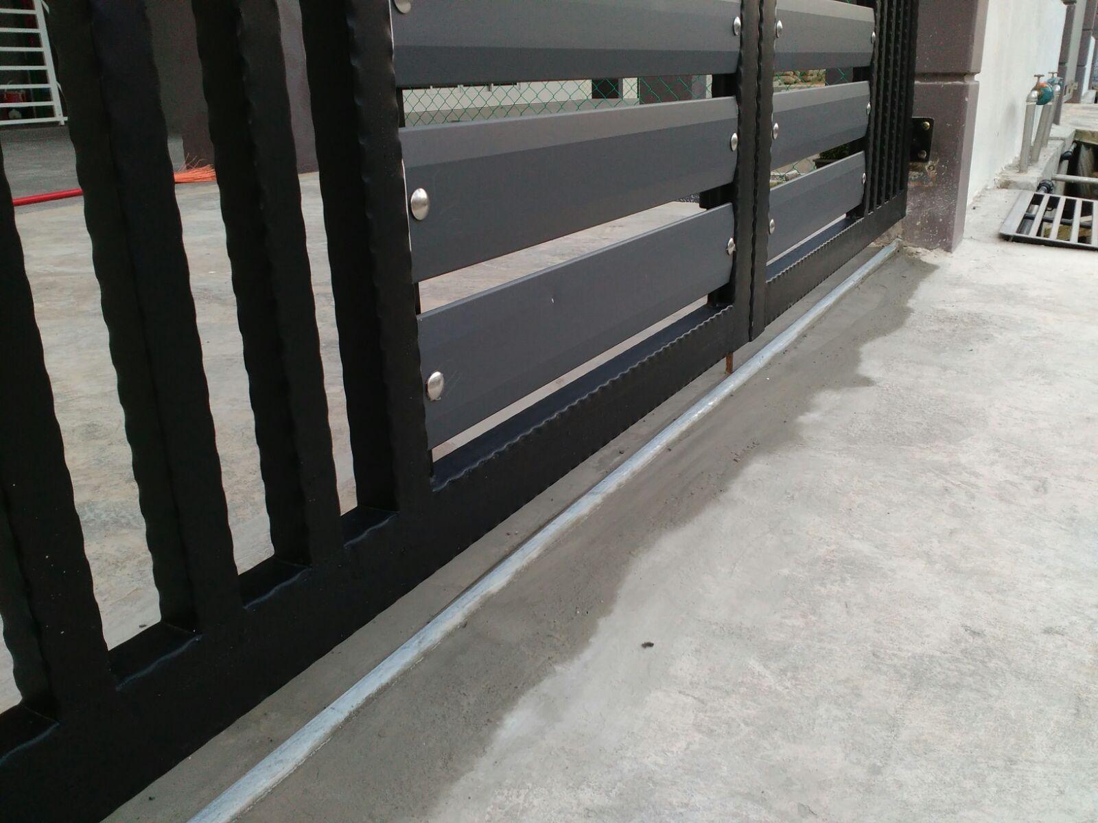 Jenis-Jenis Besi Untuk Membuat Pintu Pagar & Pintu Jeriji