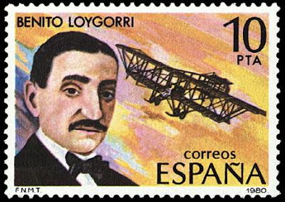 Benito Loygorri Un Vallisoletano Pionero De La Aviaci N