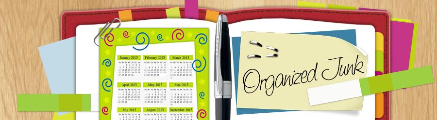 organized junk