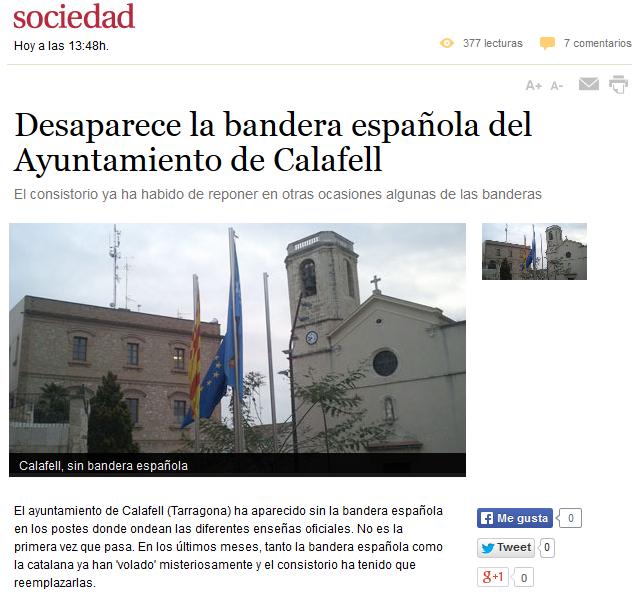 http://sociedad.e-noticies.es/desaparece-la-bandera-espanola-del-ayuntamiento-de-calafell-83050.html