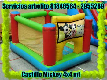 CASTILLO MICKEY