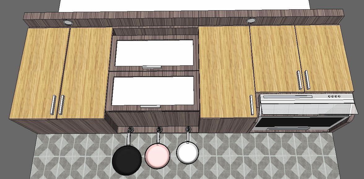 Jasa kitchenset solo desain kitchenset minimalis for Pemasangan kitchen set