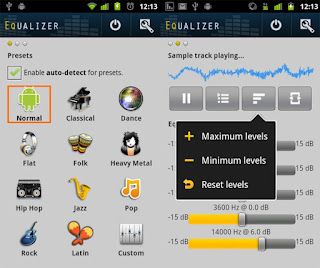 Equalizer Android